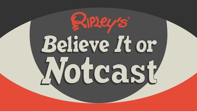 Ripley's podcast logo