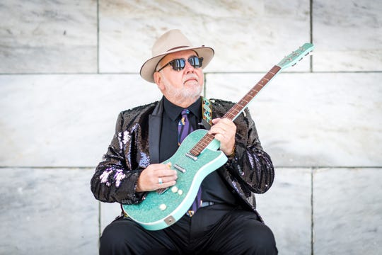 Blues-great Duke Robillard will perform a free show on July 17 on Parker Press Park in Woodbridge with Asbury Park singer-songwriter Frank Lombardi.
