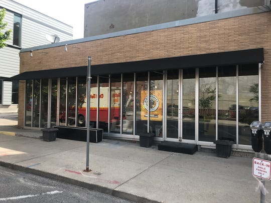 Dirt Burger in East Village Des Moines opened in late June.