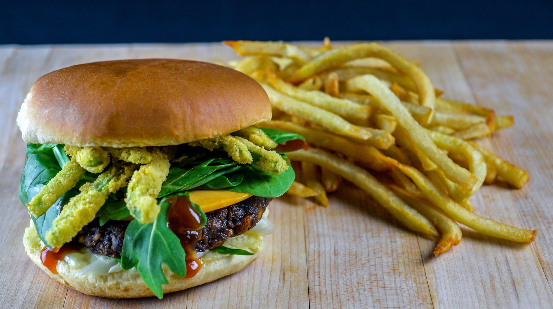 Dirt Burger New Vegan Restaurant Opens In Des Moines East