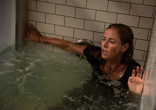 "Kaya Scodelario in ""Crawl."""