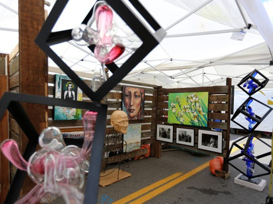 The Wyandotte Street Art Fair has a history that dates to 1961.