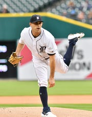 Matthew Boyd is one of a few Tigers who could be dealt at the trade deadline.
