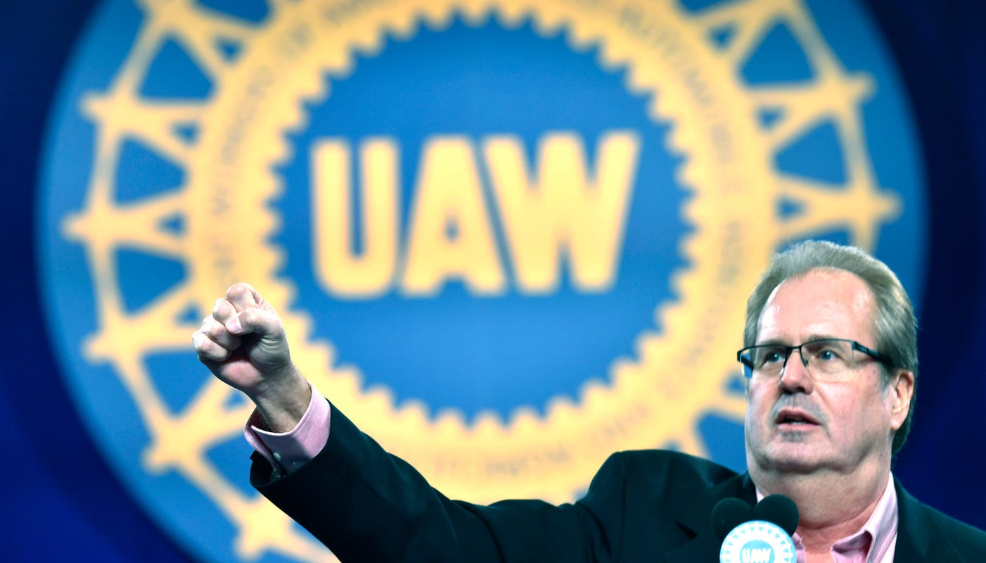 UAW presidents Gary Jones, Dennis Williams implicated in federal probe