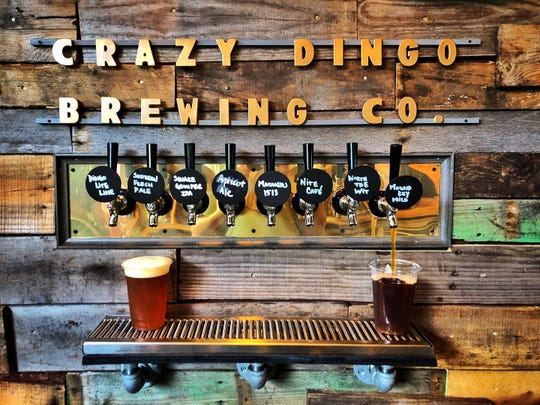 Crazy Dingo Brewing Co. held its grand opening July 6, 2019 at Southern Fresh Farms in south Fort Myers.