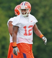 Stephone Anthony had 254 tackles as a Clemson linebacker