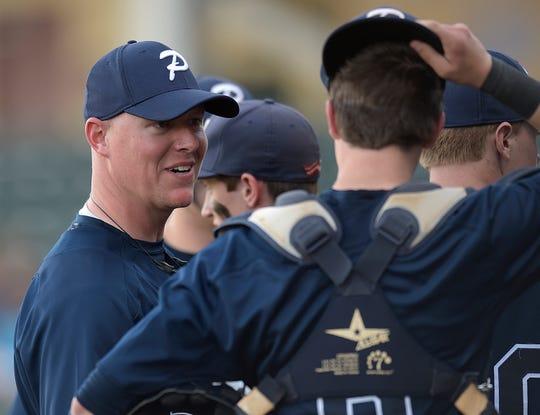 Former Powdersville head coach Josh Smith will be the head coach of the Greer baseball program.