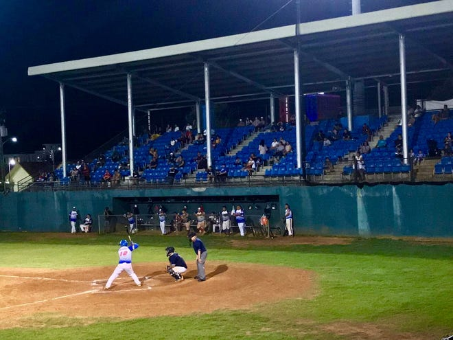 The Expos and Rays competed in game 3 of the Guam Major League Championship series Sunday, July 7, 2019.