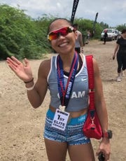 Rhea Macaluso competed in the Spartan Super under the Women's Elite Division in the Philippines, taking first, as well as ninth overall, with a time of 1:48:51