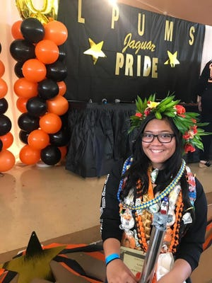 Gabrielle Santos attended the Junior National Young Leadership Conference at the National 4H Conference Center from July 6-11 in Washington, D.C.