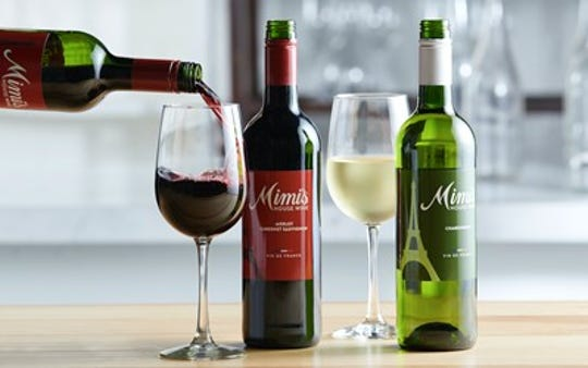 Mimi's in Turkey Creek has updated its name to Mimi's Bistro & Bakery. It has also launched a new brand of house wine available at all 77 locations.