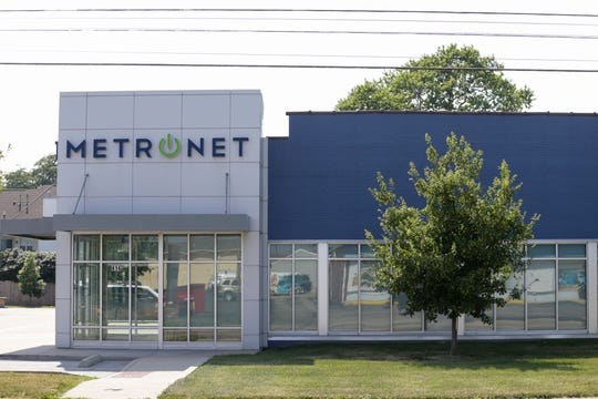 MetroNet, 414 N. Earl ave., Monday, July 8, 2019 in Lafayette.