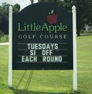 Little Apple Golf Course in Bellville is the perfect course to introduce the game to a beginner.