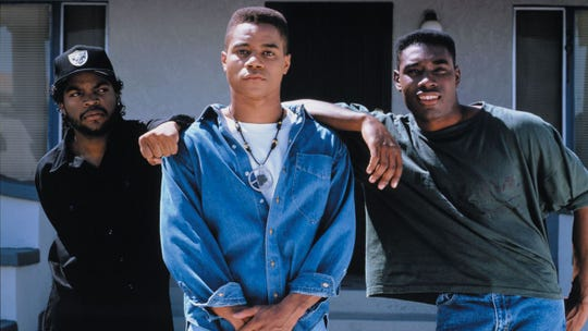 "The ""Boyz N the Hood"" are back in town when the John Singleton movie screens at the Crosstown Theater."