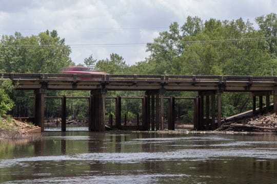On July 8 Secretary of the Louisiana Department of Transportation and Development Shawn Wilson announced during a press conference held at the Cheniere Lake Lodge in West Monroe, La. that the state has allocated money to replace the Louisiana 3033 bridge and spillway.