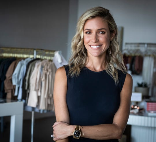 Kristin Cavallari launched her jewelry line Uncommon James in 2017 so she could be her own boss and help women inexpensively accessorize their outfits.
