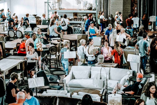 The next Sara Sells warehouse sale of furniture and homeaccessories is Sept. 14-15.