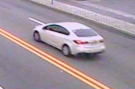 Garfield police are searching for a car that fled after hitting and seriously injuring a man on June 20. Police believe it is a light colored, 4-door 2016-2018 Kia Forte.