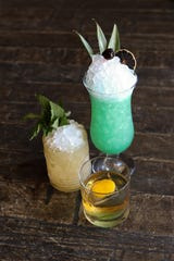 The Vanguard in Harrison will serve tiki-inspired drinks.