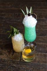 The Vanguard in Harrison will serve tiki-inspired drinks.