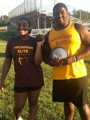 The Michigan Elite Throws Club will hold a clinic this weekend.