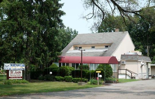 St. Jude Nursing Center in Livonia.