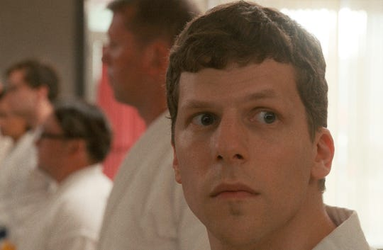"""In """"The Art of Self-Defense,"""" Casey (Jesse Eisenberg) decides to study karate."""