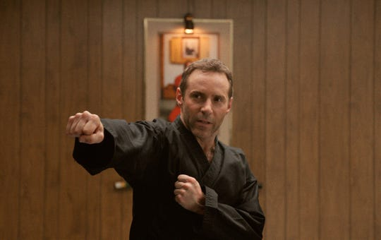 "In ""The Art of Self-Defense,"" Sensei (Alessandro Nivola) runs a very unusual karate studio."