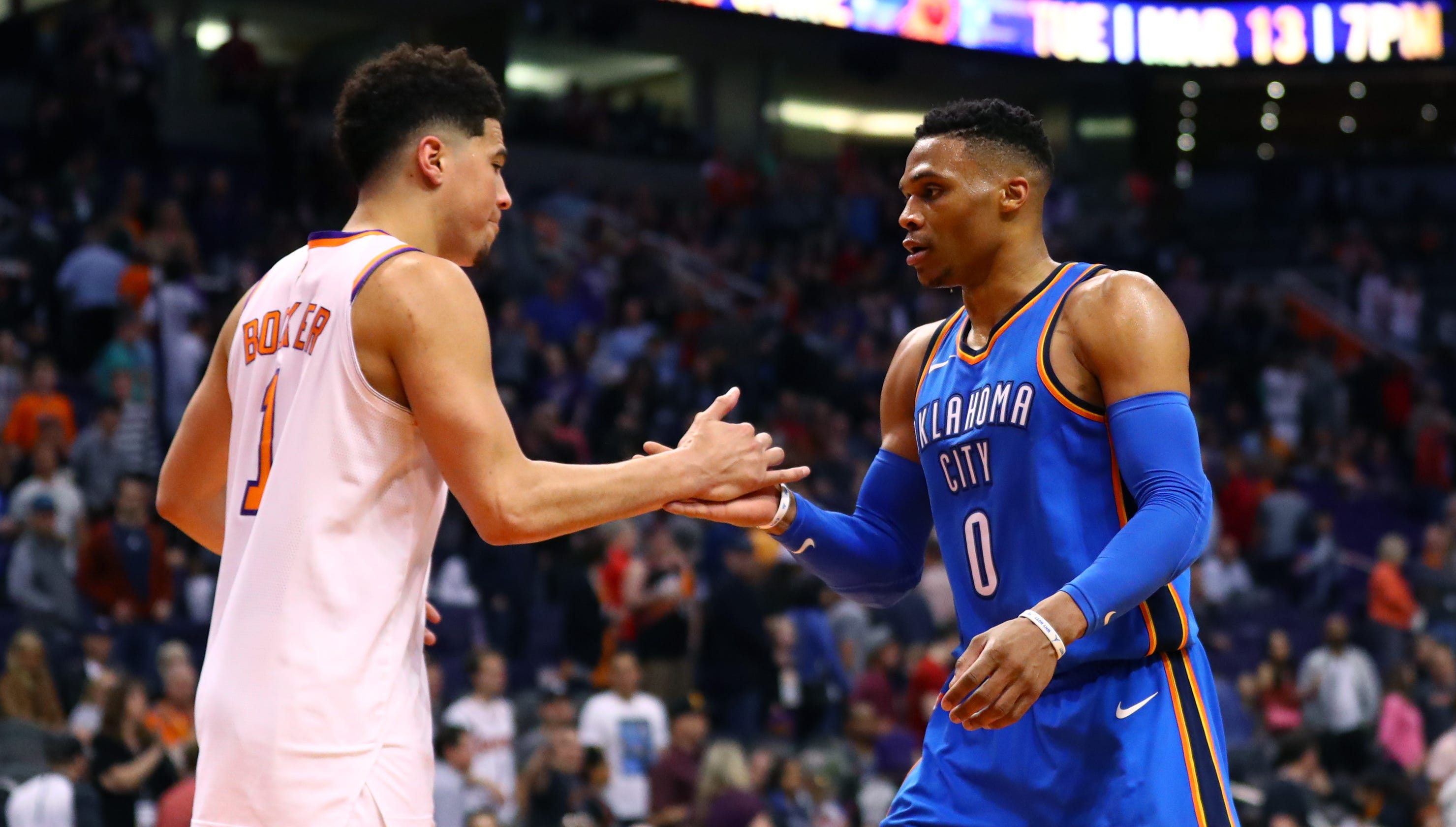 info for b486f d49aa Russell Westbrook trade rumors: Thunder trade discussion ...