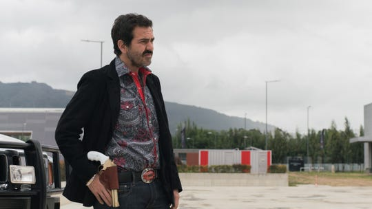 """Flavio señala que ha sido un placer formar parte de """"La Reina del Sur 2""""., interpretando a """"El Zurdo Villa"""""""