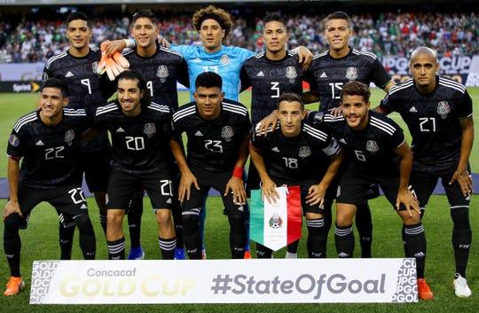 Un gol de Jonathan dos Santos al final del partido le dio a México la victoria por 1-0 sobre Estados Unidos y su octava Copa Oro el domingo, al tiempo que marcó un brillante comienzo en la era de Gerardo Martino al frente del Tri.