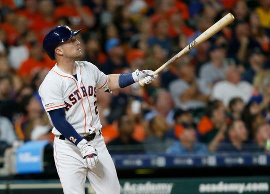 Alex Bregman, jugador de los Astros de Houston.