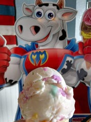 Nieve de Mighty Moo.