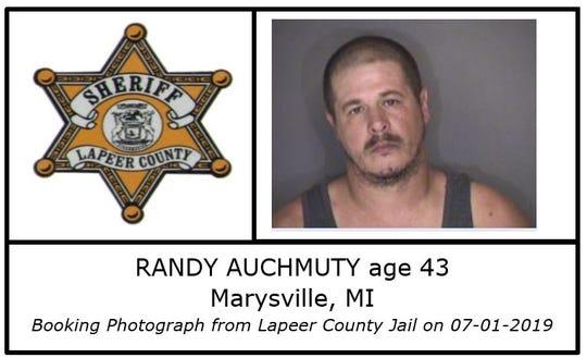 Randy Auchmuty