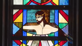 Salem United Church of Christ began making their own stained glass in 1991 illustrating the Bible. Now members have added new windows.