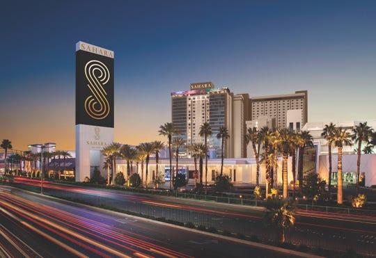 Sahara Las Vegas renderings.