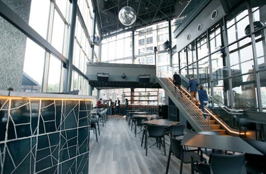 Cafe Sol, a breakfast and lunch spot in a glass-and-steel pavilion next to the former Xerox Tower, has closed after nine months.