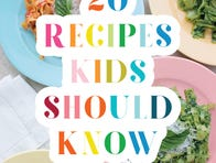Get your kid started in the kitchen