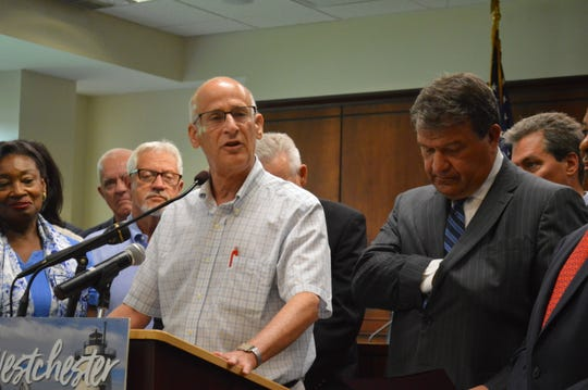 Greenburgh Supervisor Paul Feiner welcomed the sales tax increase, which will bring $2 million to the town in 2020.