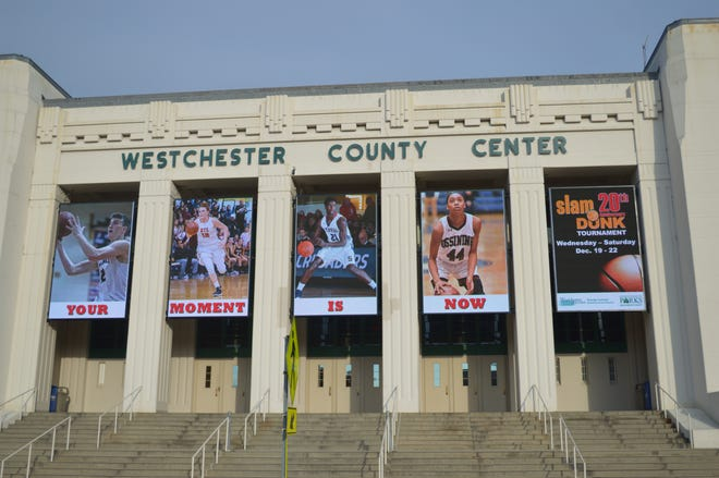 The Westchester County Center shown in a file photo.