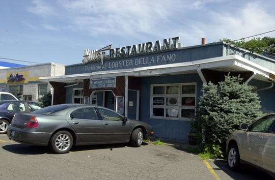 The HIlltop Restaurant, a Nyack landmark which opened on July 4, 1947, closed in 2005.