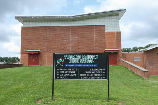 Thomas McKean High School