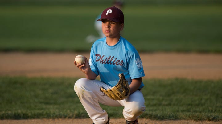10-year-old with autism, who struggled to socialize, finds place to thrive in Little League baseball