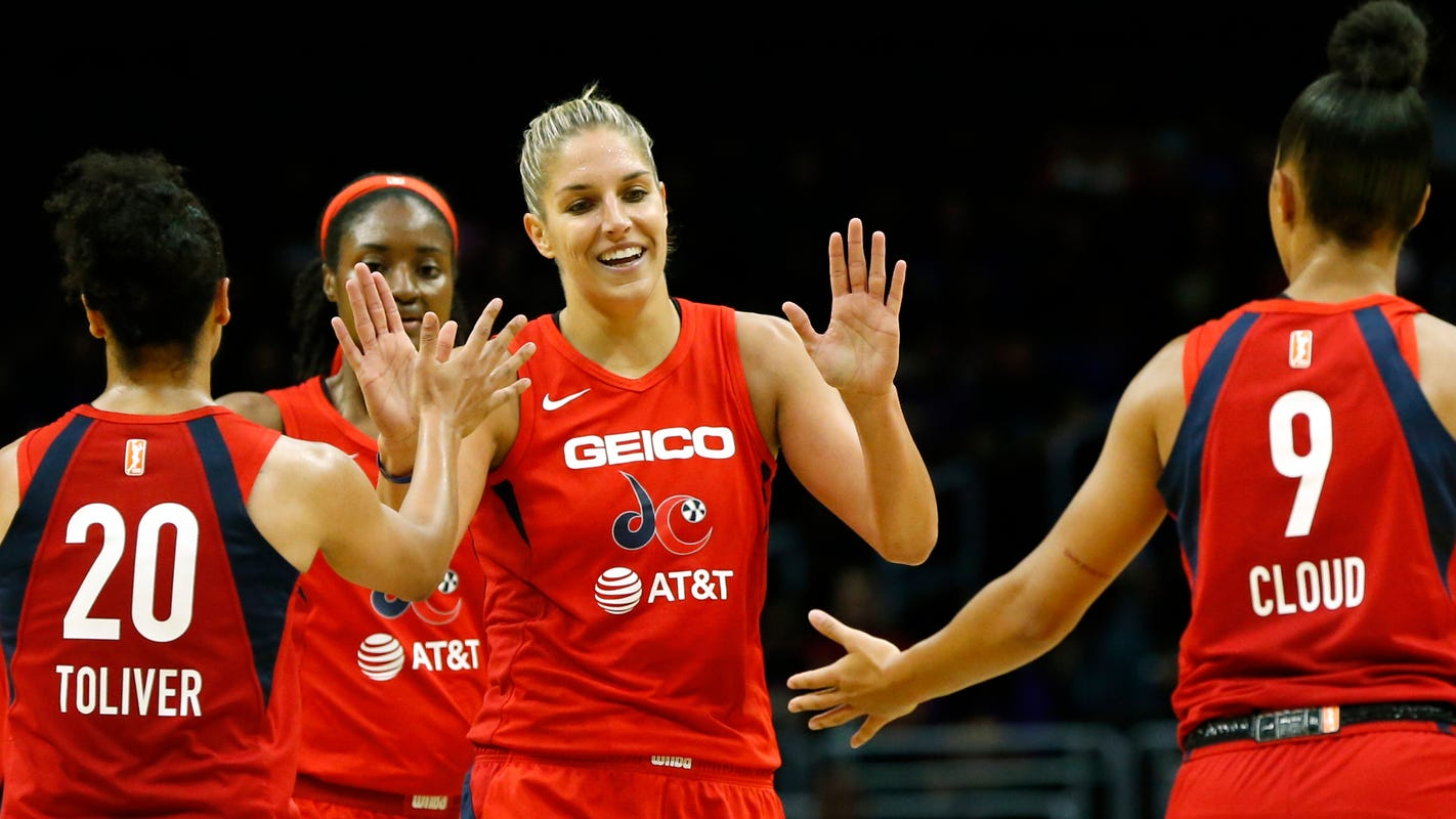 Delaware native Elena Delle Donne takes viewers 'Beyond the Game' in YouTube series