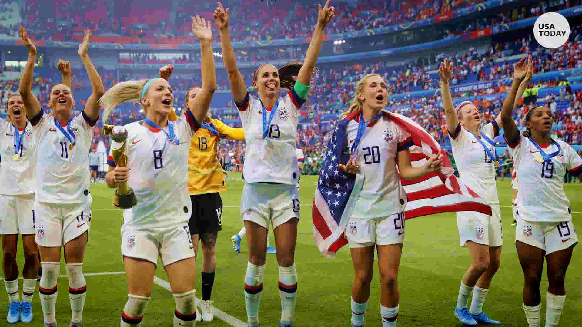 Image result for usa women's football team
