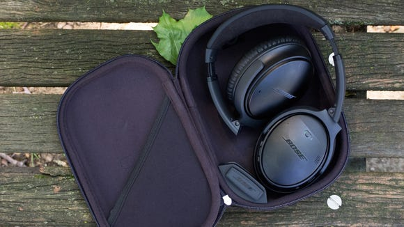 Take your audio game to a whole new level with the Bose QuietComfort Series II headphones.