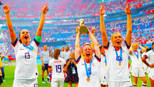 Opinion: No one has beaten the U.S. women, and U.S. Soccer won't be able to, either