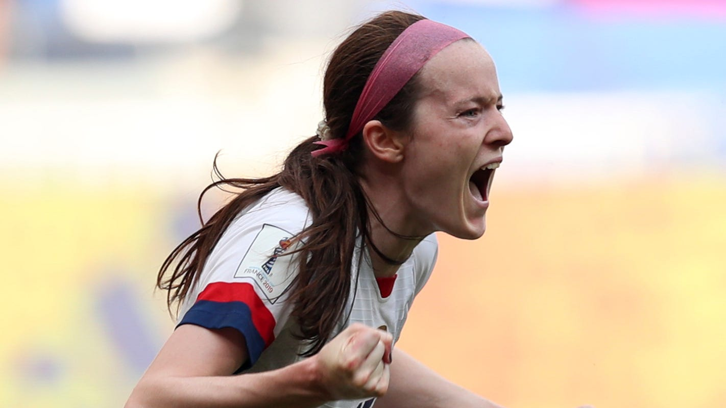 Rose Lavelle blooms for USWNT in World Cup, establishes herself as a star of the future