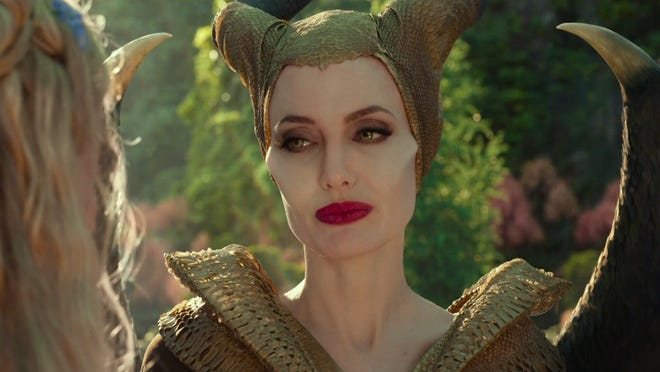 Maleficent 2 Trailer Angelina Jolie Enraged By Michelle