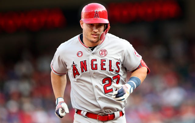 the best attitude f2a5f ef0f0 MLB All-Star Game 2019: Mike Trout embraces role as veteran